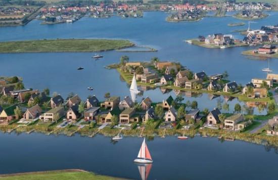 Verstrekte hypothecaire lening op een nieuw te bouwen woning bestemd voor de verhuur te Groningen
