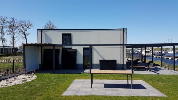Verstrekte hypothecaire lening op een recreatiewoning bestemd voor de verhuur te Nijkerk