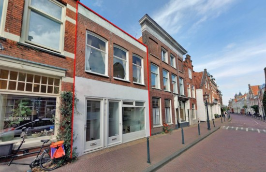 Verstrekte hypothecaire lening op een object bestaande uit drie appartementen bestemd voor de verhuur te Haarlem
