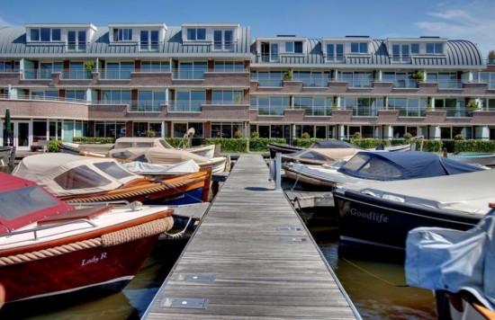 Verstrekte hypothecaire lening op een recreatiewoning bestemd voor de verhuur te Warmond