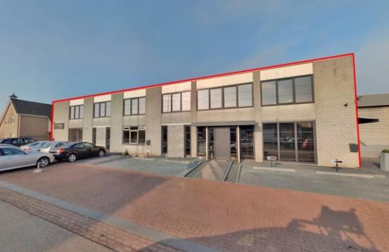 Verstrekte hypothecaire lening op een bedrijfsruimte bestemd voor de verhuur te Apeldoorn