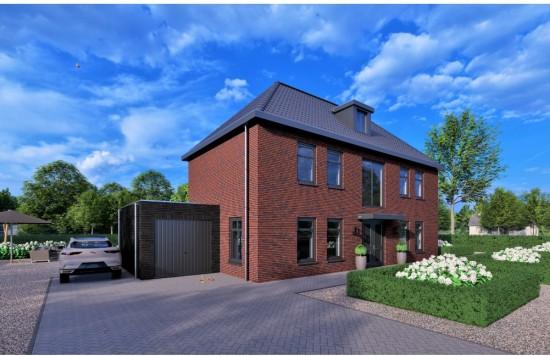 . nieuw te bouwen woning te Alkmaar
