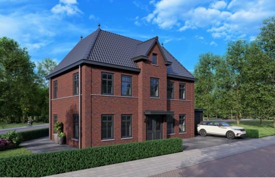 Verstrekte hypothecaire lening op een nieuw te bouwen woning met een exitfee van € 3.000,- te Alkmaar