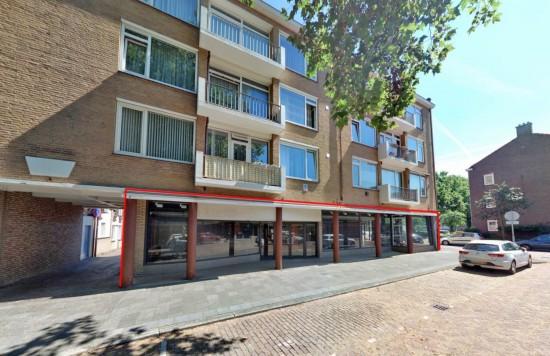 Te verstrekken hypothecaire lening op twee commerciële ruimten bestemd voor eigen gebruik en voor de verhuur te Rijswijk