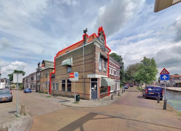 Te verstrekken hypothecaire lening op een te realiseren appartement met bovenwoning bestemd voor de verhuur te Gouda