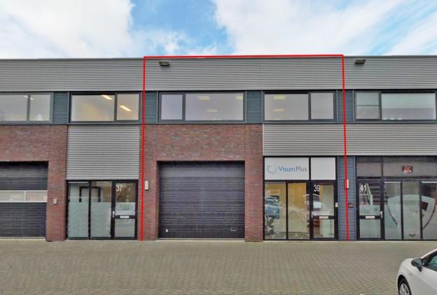 Te verstrekken hypothecaire lening op een commerciële ruimte bestemd voor de verhuur te Naaldwijk