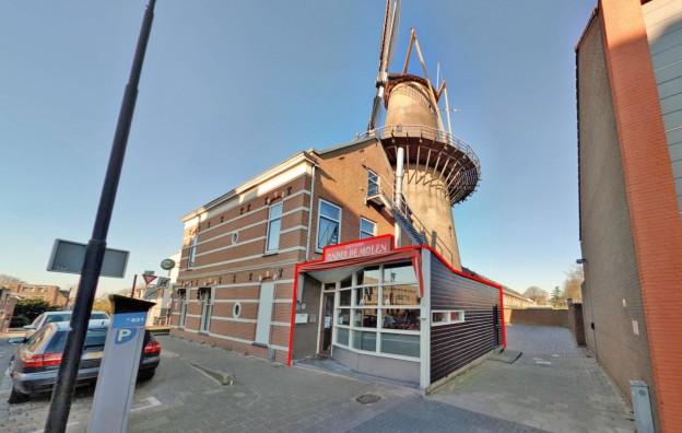 Te verstrekken hypothecaire lening op een horecagelegenheid bestemd voor de verhuur te Dordrecht