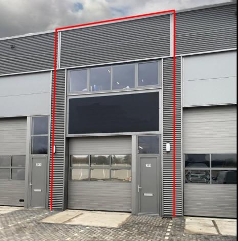 Te verstrekken hypothecaire lening op een bedrijfsruimte te Bergschenhoek