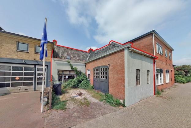 Te verstrekken hypothecaire lening op een woning bestemd voor de verhuur te Bitgummole