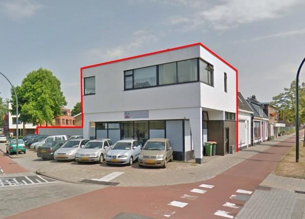 Ter overname aangeboden hypothecaire lening op een bedrijfsruimte met bovenwoning bestemd voor de verhuur te Hengelo