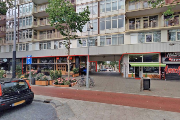 Te verstrekken hypothecaire lening op een tweetal commerciële ruimten bestemd voor de verhuur te Amsterdam