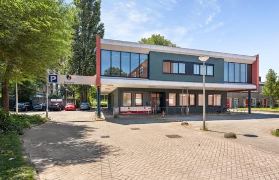 Verstrekte hypothecaire lening op een kantoorruimte bestemd voor de verhuur te Rotterdam
