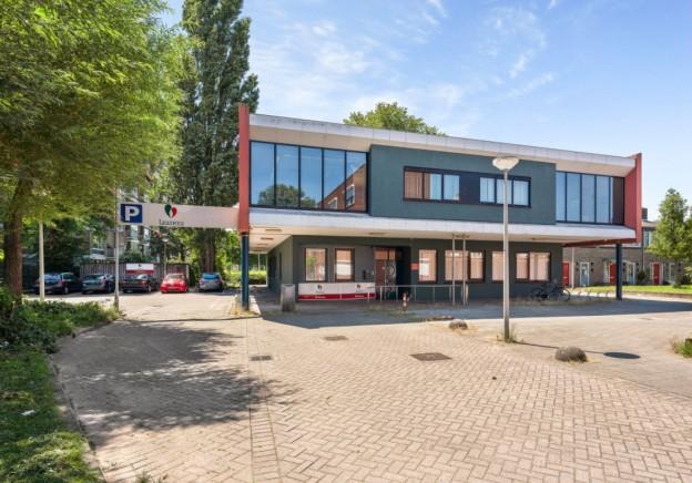 Te verstrekken hypothecaire lening op een kantoorruimte bestemd voor de verhuur te Rotterdam