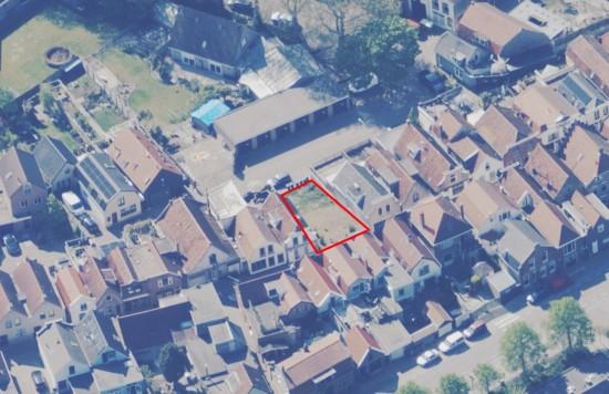 Verstrekte hypothecaire lening op een tweetal percelen bouwgrond te Dirksland