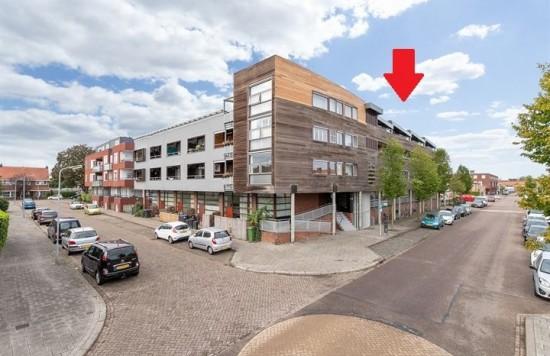 Verstrekte hypothecaire lening op een appartement bestemd voor de verhuur te 's-Hertogenbosch