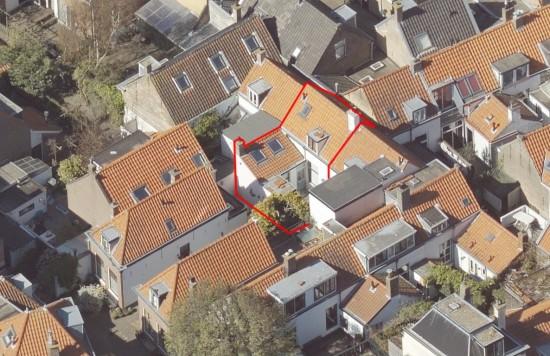 Verstrekte hypothecaire lening op een woning bestemd voor de verhuur te 's-Gravenhage