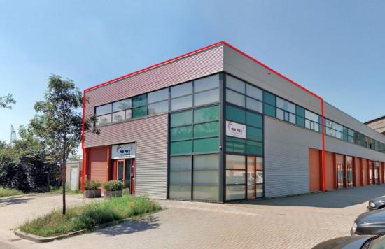 Verstrekte hypothecaire lening op een bedrijfsruimte bestemd voor de verhuur te Schiedam