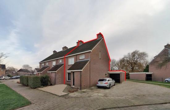 Verstrekte hypothecaire lening op een woning bestemd voor de verhuur te Enter