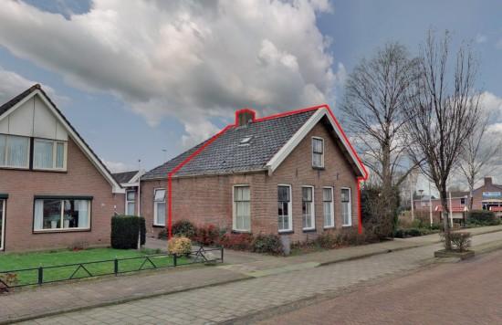 Verstrekte hypothecaire lening op een woning bestemd voor de verhuur te Veenoord