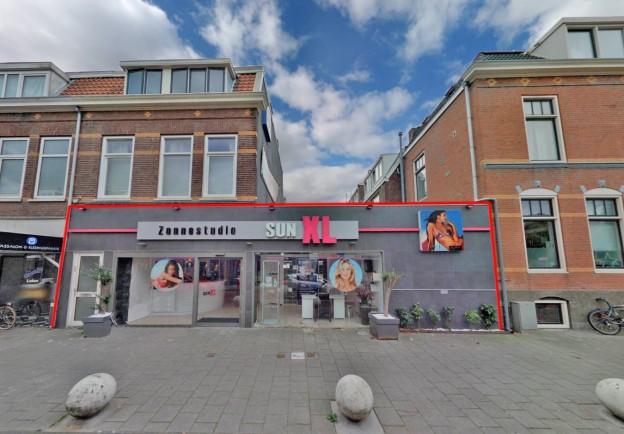 Te verstrekken hypothecaire lening op een winkelruimte bestemd voor de verhuur te Haarlem