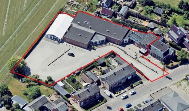 Te verstrekken hypothecaire lening op een bedrijfspand te Aalten