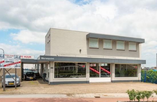 Verstrekte hypothecaire lening op een commerciële ruimte te Dordrecht