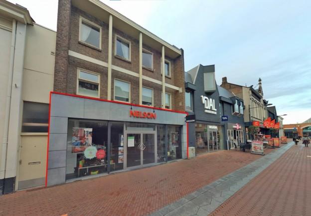 Te verstrekken hypothecaire lening op een winkelruimte bestemd voor de verhuur te Oosterhout
