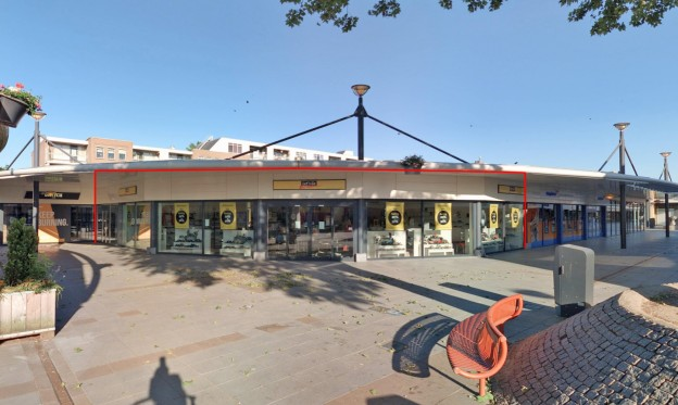 Te verstrekken hypothecaire lening op een winkelruimte bestemd voor de verhuur te Veldhoven