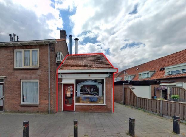 Te verstrekken hypothecaire lening op een commerciële ruimte bestemd voor de verhuur te Deventer