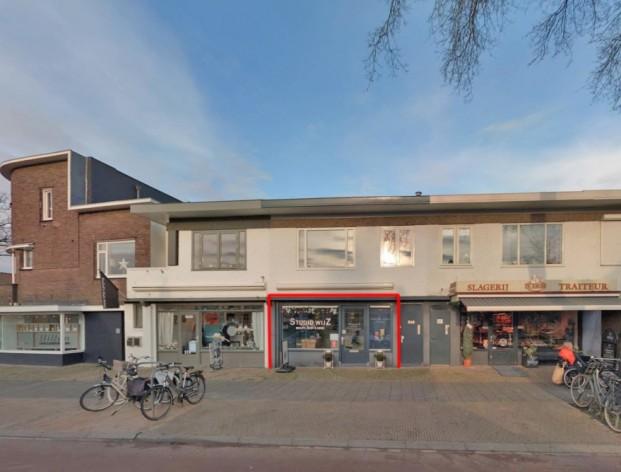 Te verstrekken hypothecaire lening op een winkelruimte bestemd voor de verhuur te Hilversum