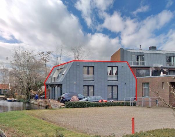 Te verstrekken hypothecaire lening op drie te realiseren appartementen met exitfee bij aflossing binnen 24 maanden bestemd voor de verhuur te Landsmeer