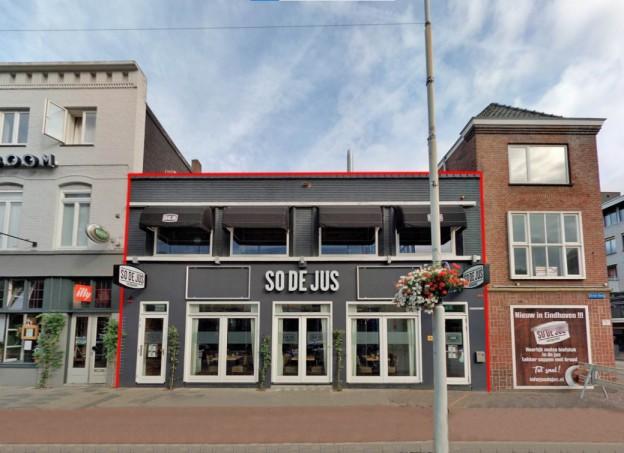 Te verstrekken hypothecaire lening op een horecagelegenheid bestemd voor de verhuur te Eindhoven