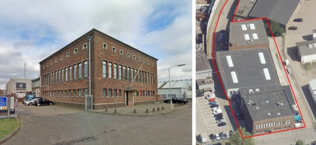 Te verstrekken hypothecaire lening op een bedrijfsverzamelgebouw bestemd voor de verhuur te Arnhem