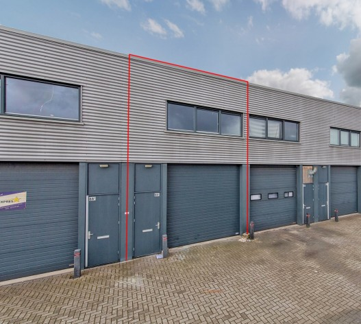 Te verstrekken hypothecaire lening op een bedrijfsruimte bestemd voor de verhuur te Zaandam