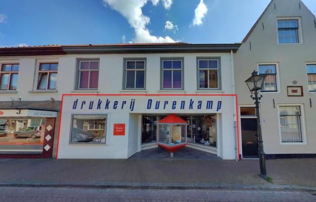 Te verstrekken hypothecaire lening op een commerciële ruimte voor eigen gebruik te Aardenburg
