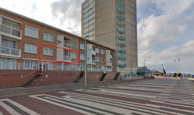 Te verstrekken hypothecaire lening op een te moderniseren appartement met een exitfee van € 3.500,- te Zandvoort