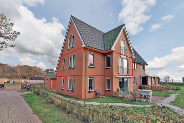 Te verstrekken hypothecaire lening op een recreatiewoning bestemd voor de verhuur te Vlieland