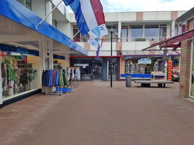 Te verstrekken hypothecaire lening op een commerciële ruimte bestemd voor de verhuur te Lekkerkerk