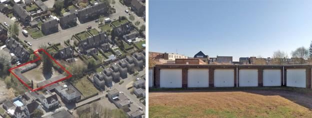 Te verstrekken hypothecaire lening op een 23 bestaande garageboxen en 10 nieuw te bouwen garageboxen bestemd voor de verhuur te Hoensbroek