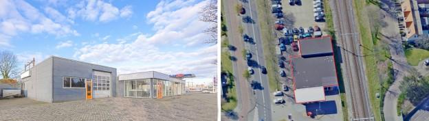 Te verstrekken hypothecaire lening op een showroom met tankstation bestemd voor de verhuur te Den Helder