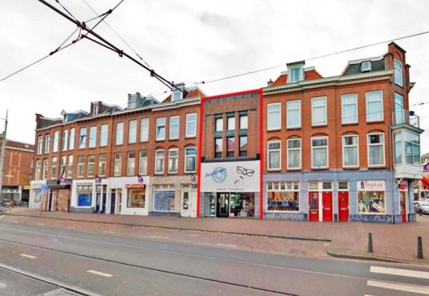 Te verstrekken hypothecaire lening op een commerciele ruimte met twee zelfstandige bovenwoningen bestemd voor de verhuur te 's-Gravenhage