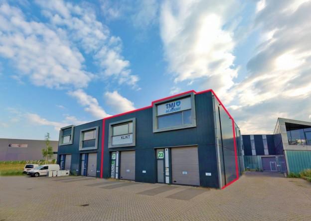 Te verstrekken hypothecaire lening op twee bedrijfsunits bestemd voor de verhuur te Amsterdam