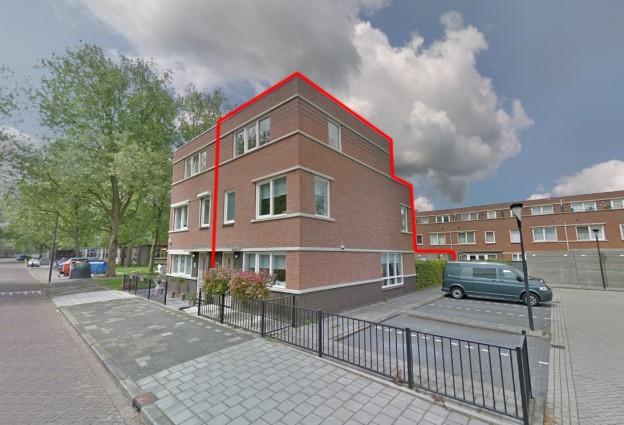 Te verstrekken hypothecaire lening op een woning met parkeerplaats bestemd voor de verhuur te Vlaardingen