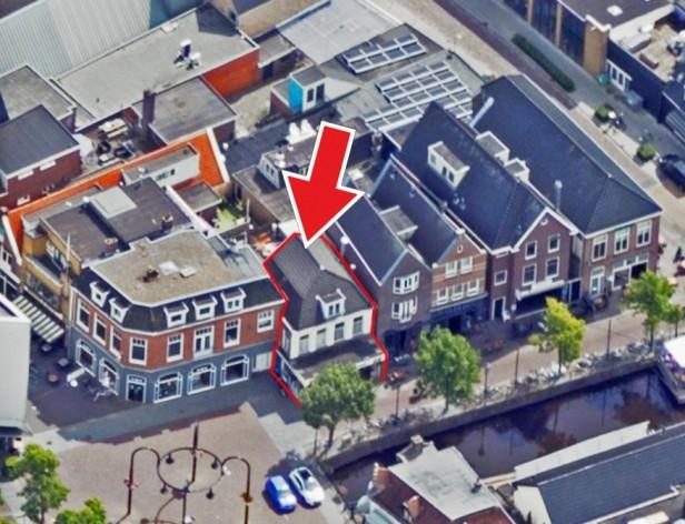 Te verstrekken hypothecaire lening op een bedrijfspand met bovenwoning deels bestemd voor de verhuur te Heerenveen