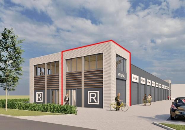 Te verstrekken hypothecaire lening op een nieuw te bouwen bedrijfsruimte voor eigen gebruik te Zutphen