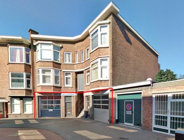 Te verstrekken hypothecaire lening op een bedrijfsruimte bestemd voor de verhuur te 's-Gravenhage