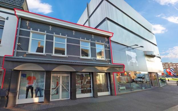 Te verstrekken hypothecaire lening op een winkelruimte met twee te creëren appartementen bestemd voor de verhuur te Terneuzen