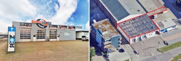 Te verstrekken hypothecaire lening op een bedrijfsruimte bestemd voor de verhuur te Emmen