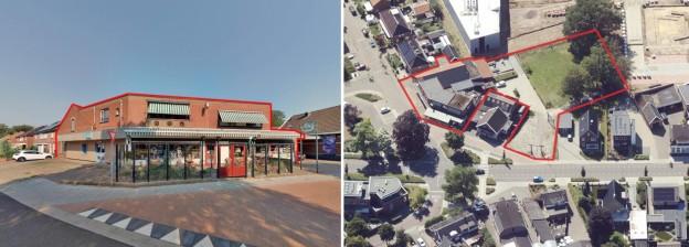 Te verstrekken hypothecaire lening op een commerciële ruimte met bedrijfswoning te Aalten