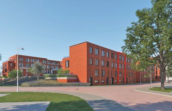 Verstrekte hypothecaire lening op een nieuw te bouwen woning met een exitfee van € 4.087,50 te Nieuwegein